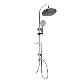Exposé robinetterie salle de bains douche de pluie pôle Mitigeur multifonctions Set