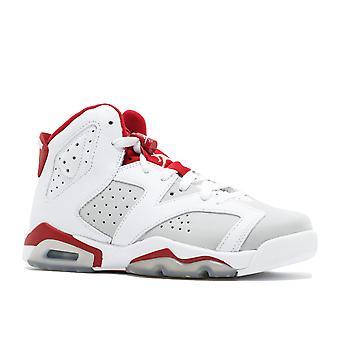 Air Jordan 6 Retro Bg (Gs) 'Alternate' - 384665-113 - Shoes