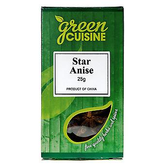 Green Cuisine Star Anise