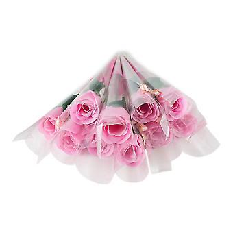 Parfymerade Rosor - Ljusrosa