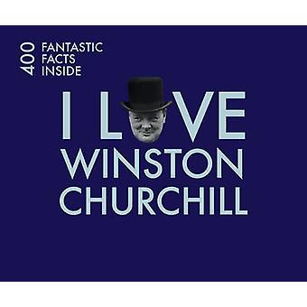 I Love Churchill by Cate Ludlow