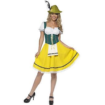 Oktoberfest Costume, , UK Dress 8-10