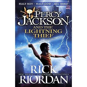 Percy Jackson and the Lightning Thief - Bk. 1 by Rick Riordan - 978014