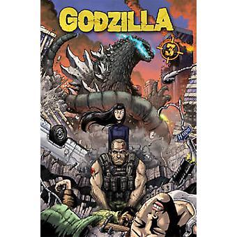 Godzilla Volume 3 by Duane Swierczynski - 9781613776582 Book
