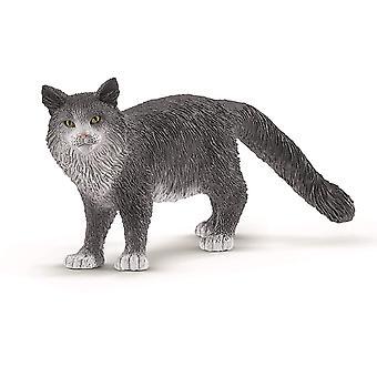Schleich Maine Coon kat