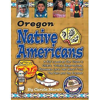 Indiani dell'Oregon (Paperback) (Native American Heritage)