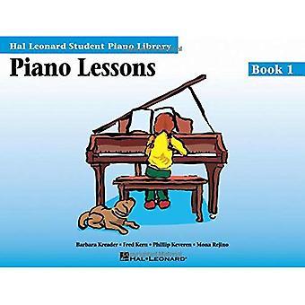 Lezioni di pianoforte - libro 1: Hal Leonard Student Piano Library