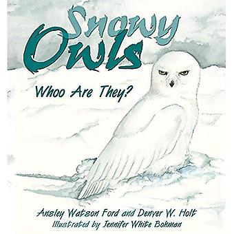 Snowy Owls: Whoo Are They?