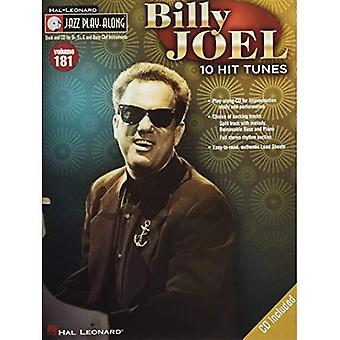 Jazz Play-Along Volume 181: Billy Joel (Hal Leonard Jazz Play-Along)