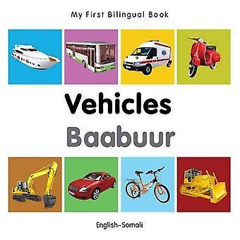 Min första tvåspråkiga bok - fordon - svenska-somaliska