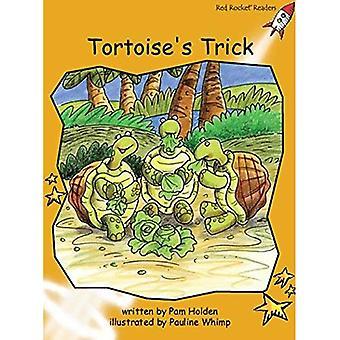 Sköldpaddas Trick: nivå 4: flyt (röd raket läsare: Fiction uppsättning B)