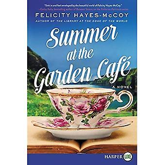 Sommar på Garden Cafe (Finfarran halvön)