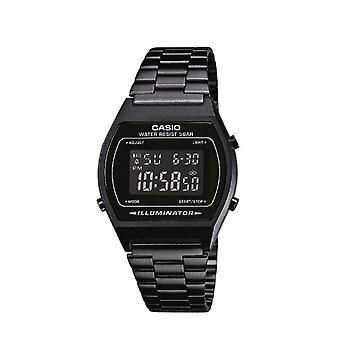 Montre numérique Casio avec bracelet en acier inoxydable B640WB-1BEF