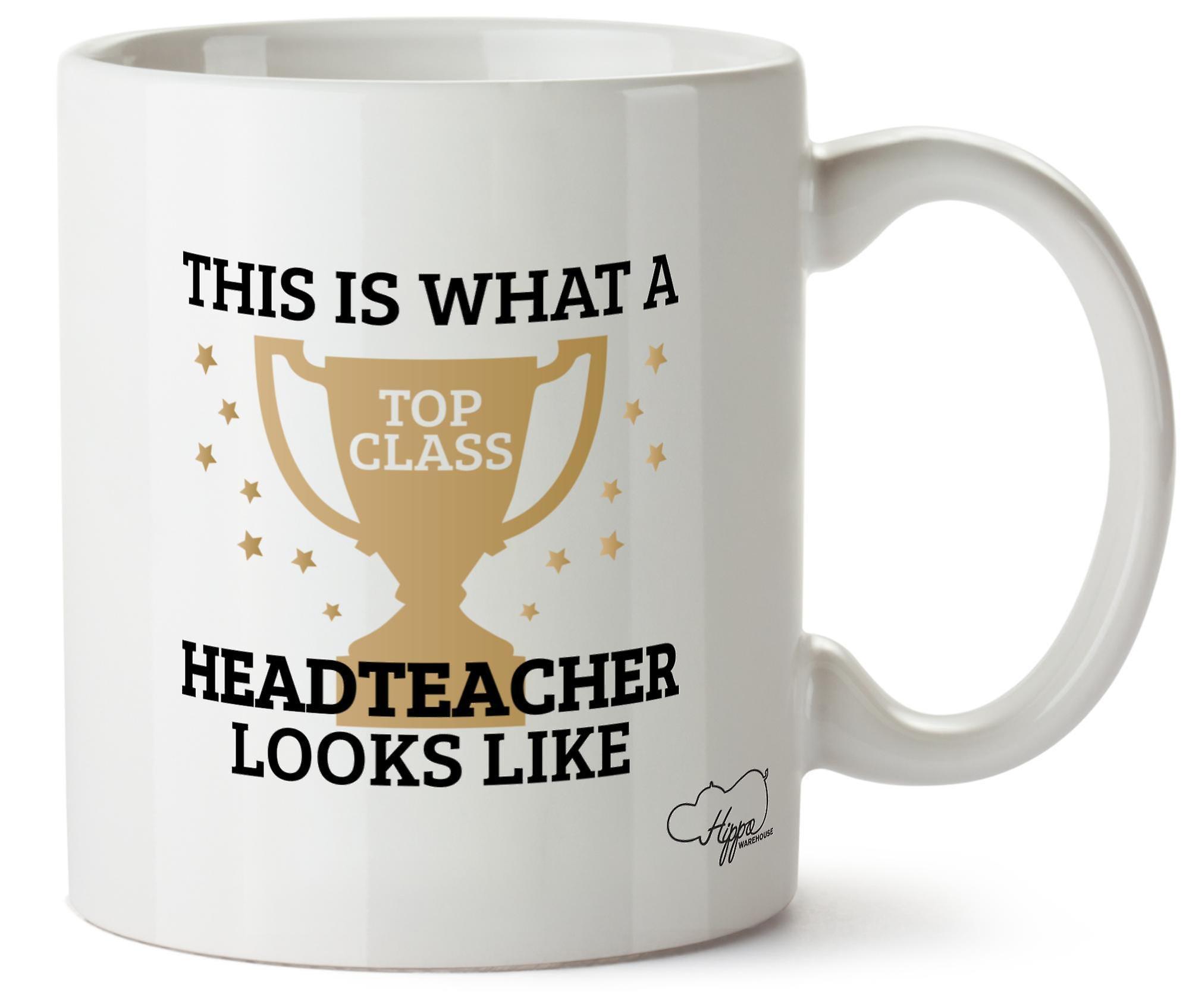Hippowarehouse, это то, что выглядит главный преподаватель высшего класса как печатных Кубка керамическая кружка 10 oz