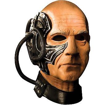 Star Trek Locutus masker voor volwassenen