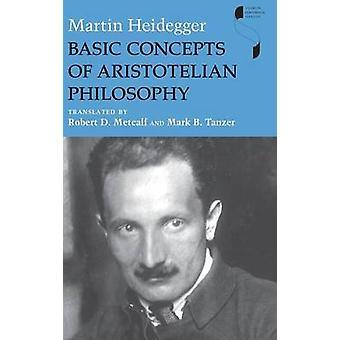 Grundläggande begrepp av aristoteliska filosofi av Heidegger & Martin
