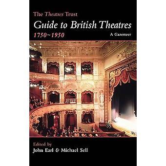 Guía de teatro británico 17501950 por Conde y Juan