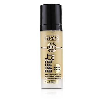 Lavera Illuminating Effect Fluid - # 02 Sheer Bronze - 30ml/1oz