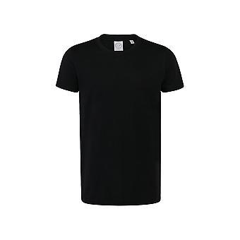 SF Minni Childrens Boys Long Line Dipped Hem T-Shirt