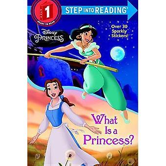 What Is a Princess? (Disney Princess) by Jennifer Liberts - Atelier P