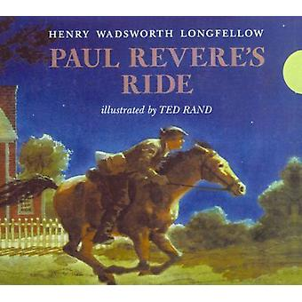 Paul Revere's Ride by Henry Wadsworth Longfellow - 9780780764118 Book