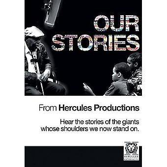 Our Stories by Hercules Productions - 9781785075025 Book