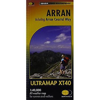 Arran Ultramap - 9781851375882 Book