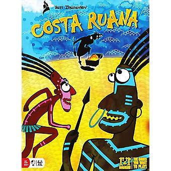 R & R Games Costa Ruana Board Game