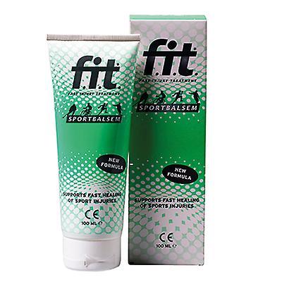 FIT (Fast Injury Treatment) Muscle Rub