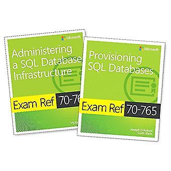 McSa SQL 2016 Database Administration Exam Ref 2-Pack - Exam Refs 70-7