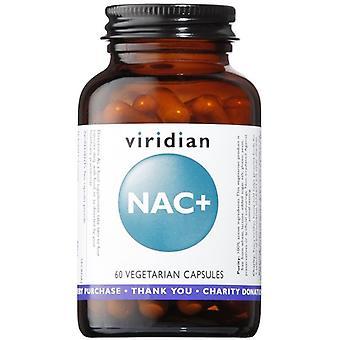 Viridian NAC+ Veg Caps 60 (374)