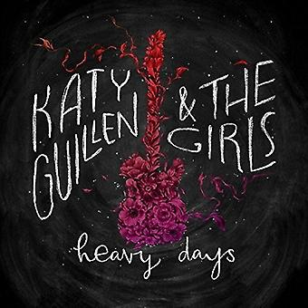 Katy Guillen & the Girls - Heavy Days [CD] USA import