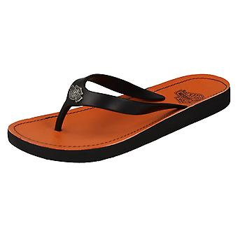 Ladies Harley Davidson Slip On Sandals Cabrini