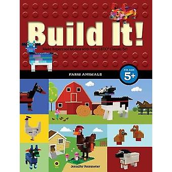 Build It! Farm Animals - Make Supercool Models with Your Favorite LEGO