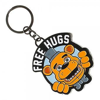 Key Chain - Five Nights at Freddy's - Free Hugs New Toys Licensed ke3qkrfnf
