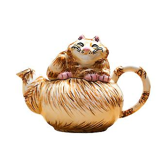 Alice in Wonderland Small Cheshire Cat Teapot