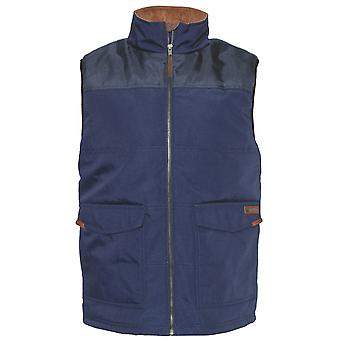 Caterpillar Mens AG Vest Zip Up
