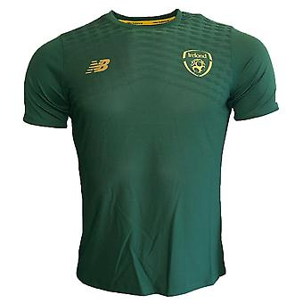 2019-2020 Ireland Pre Game Jersey (Green) - Kids