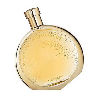 Amber Wonders water parfum