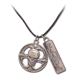 Necklace - Death Note - New Skull Buckle Anime Gifts Toys Licensed ge8108