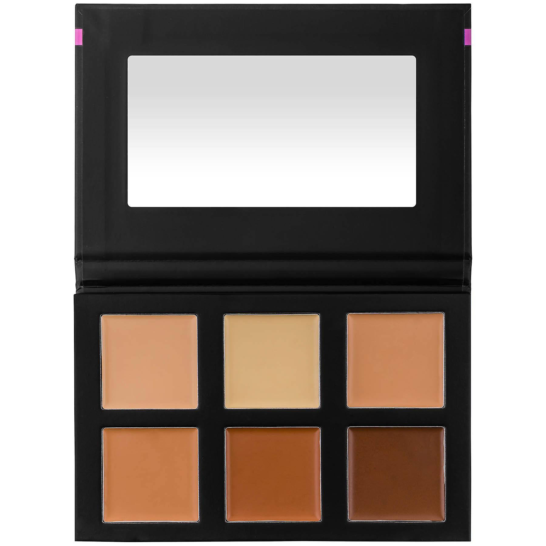 SHANY 4-Layer Contour/Highlight Makeup Set - Recharges