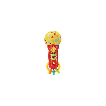 Baby Rock Star Microphone Activity Toy With Music and Sounds