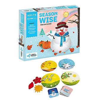 Chalk & Chuckles Season Wise Educational Game