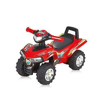Chipolino slide car ATV from 12 months with music and light function, quad design