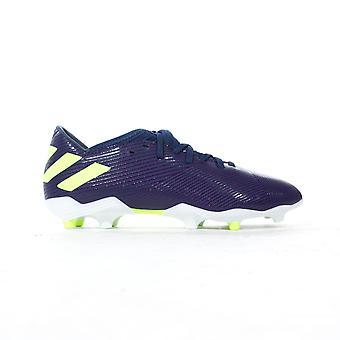 adidas Nemeziz Messi 19.3 FG Firm Ground Kids Football Soccer Boot Purple
