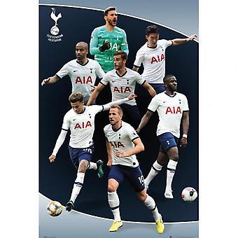 Tottenham Hotspur Joueurs affiche 5