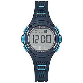Tekday Junior 654661 - Silicone Blue Box Bracelet Silicone Blue