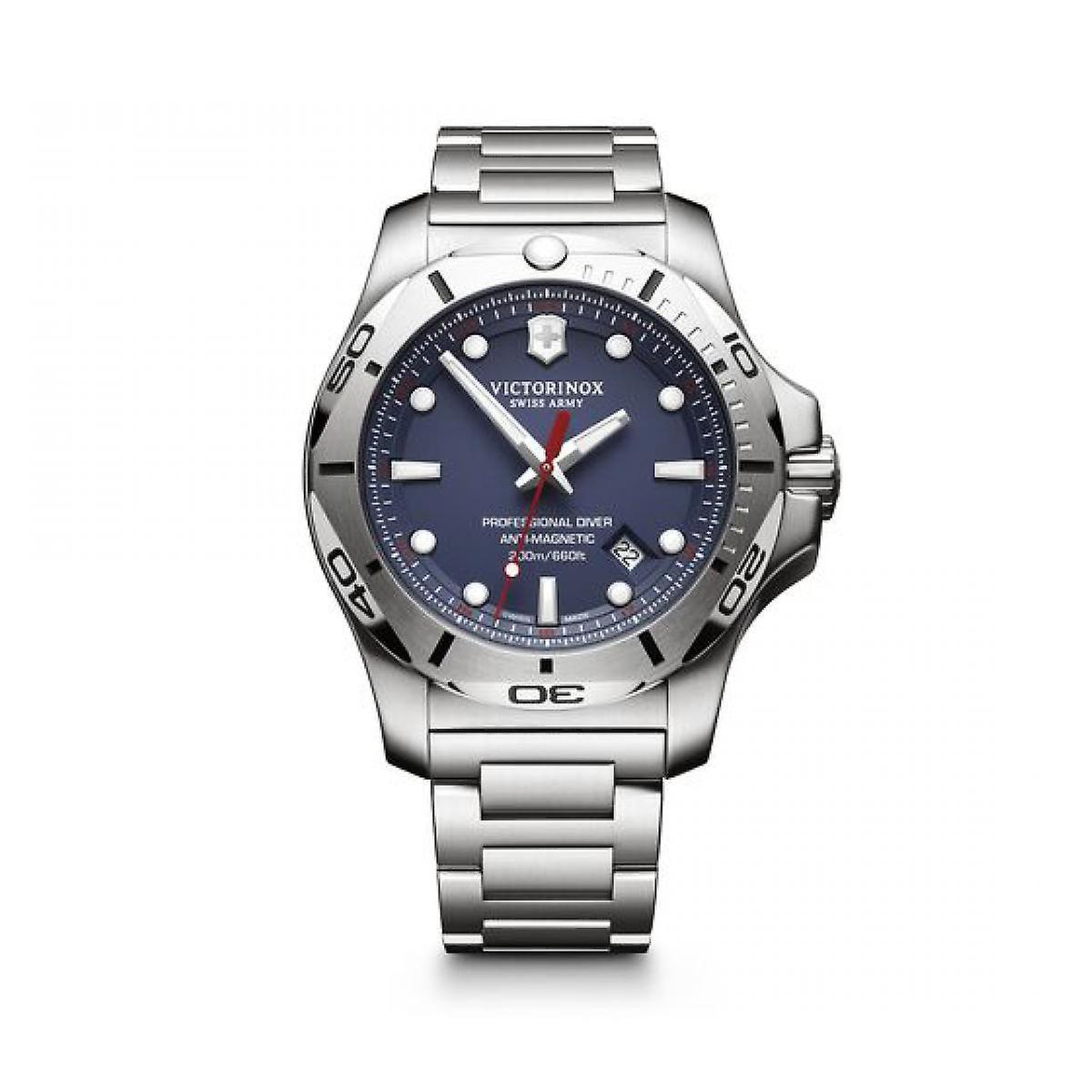 Ver Victorinox 241782 - I.N.O.X. Professional Diver / plata acero esfera azul Hombres