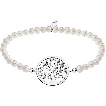 Bracelet Lotus Silver TREE OF LIFE LP1892-2-1 - TREE OF LIFE money woman Bracelet