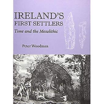 Vous cherchez les premiers colons de l'Irlande: histoires à travers le temps